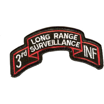 3rd Infantry Division Long Range Patch