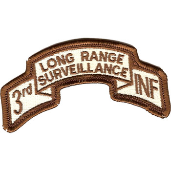 3rd Infantry Division Long Range Desert Patch
