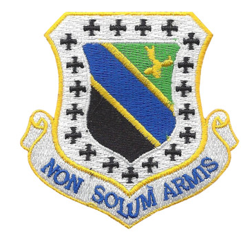 3rd Fighter Wing Shield Patch