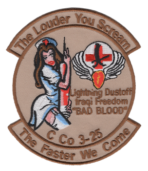 3rd Aviation Squadron 25th Division Company C-NURSE