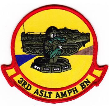 3rd Assault Amphibious Battalion Patch