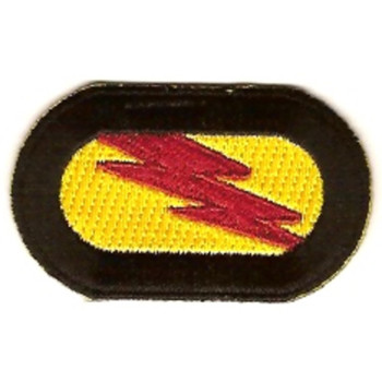 75th Infantry Airborne Ranger LRRP Para Oval Patch Rvn #1