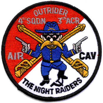 4th Battalion 3rd Aviation Cavalry Regiment-OUTRIDER