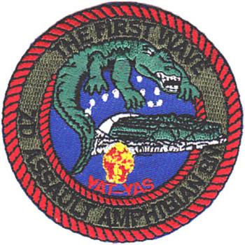 2nd Assault Amphibious Battalion AAV Patch
