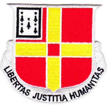 81st Airborne Anti-Aircraft Artillery Battalion Flash Patch