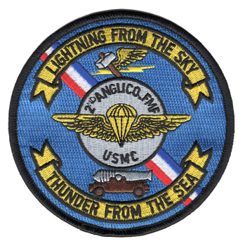 2nd ANGLICO Patch - Air Naval Gunfire Liaison Company