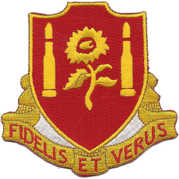 29th Field Artillery Regiment Patch