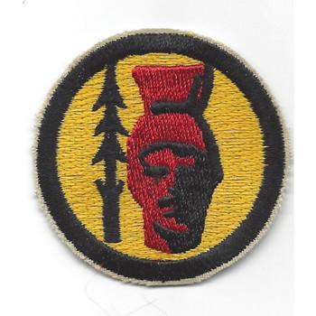 298th Regimental Combat Team Patch