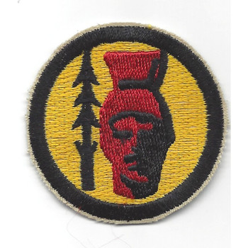 298th Regimental Combat Team Patch