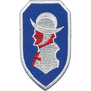 295th Regimental Combat Team Patch
