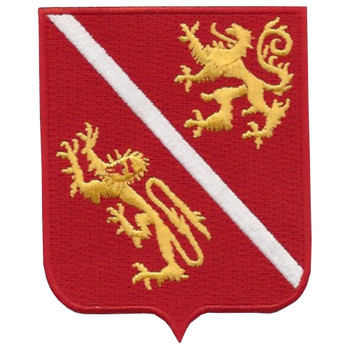 291st Engineering Battalion Patch