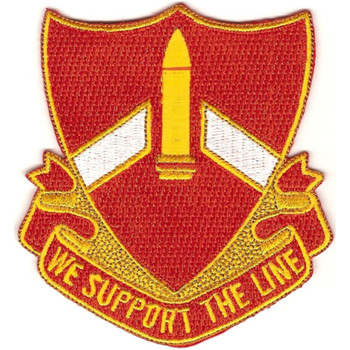 28th Field Artillery Regiment Patch