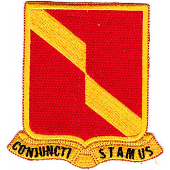 27th Field Artillery Battalion Patch