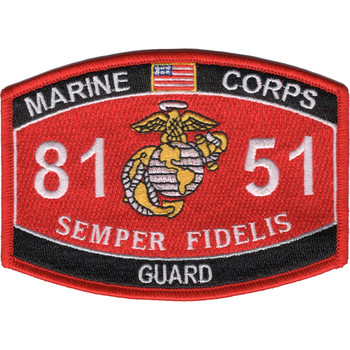8151 Guard MOS Patch