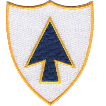 26th Infantry Regiment Patch Blue Spaders