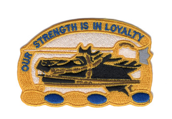 26th Cavalry Regiment Patch