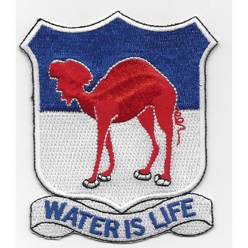 80th Engineering Battalion Patch
