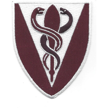 25th Medical Battalion Patch