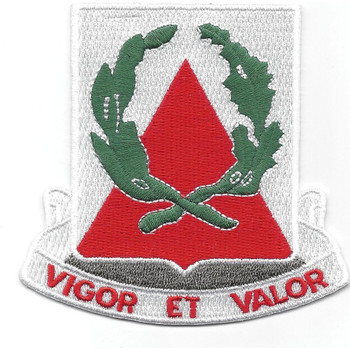 41st Engineering Battalion Patch