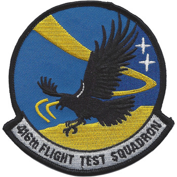 416th Flight Test Squadron F-35 Patch