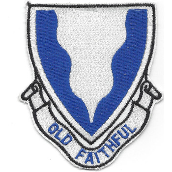 415th Infantry Regiment Patch WWII