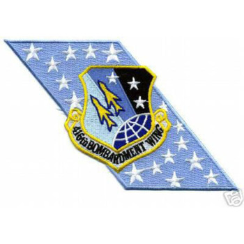 416th Bomb Wing SAC Banner Patch