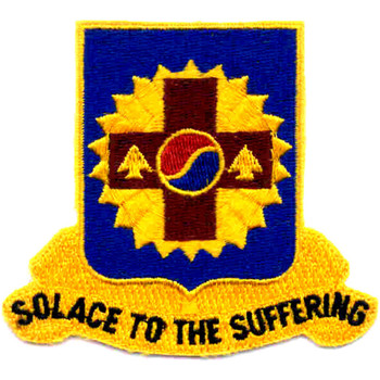 40th Medical Battalion Patch