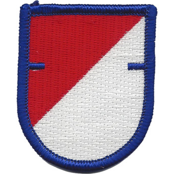 40th Cavalry Regiment 1st Squadron Flash Patch