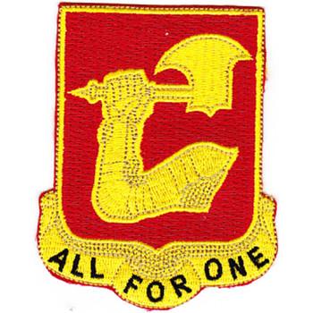 40th Field Artillery Regiment Patch