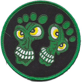 33rd Rescue Squadron Patch Hook And Loop