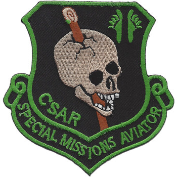 33rd rescue Squadron CSAR Patch