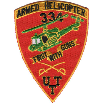 334th Air Cavalry Company Patch