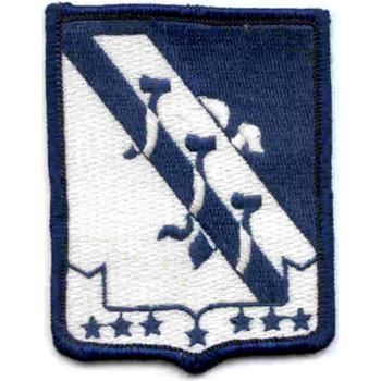 334th Airborne Infantry Regiment Patch