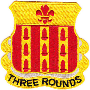 333rd Field Artillery Patch
