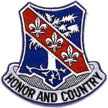 327th Airborne Infantry Regiment Patch