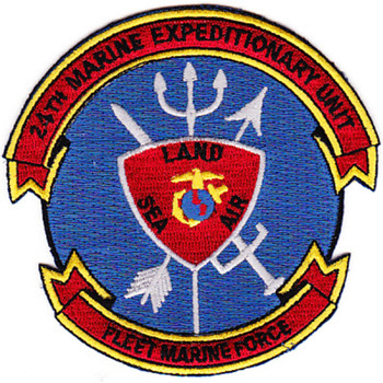 24th Marine Expeditionary Unit Patch
