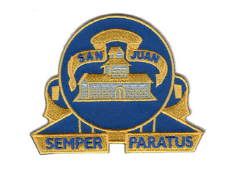 24th Infantry Regiment Patch