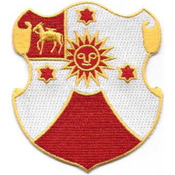 24th Field Artillery Regiment Patch
