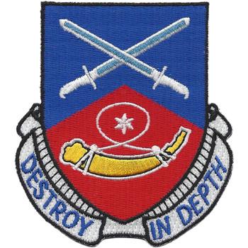 249th Infantry Regiment Patch