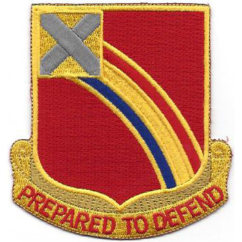 246th Field Artillery Regiment Patch DUI