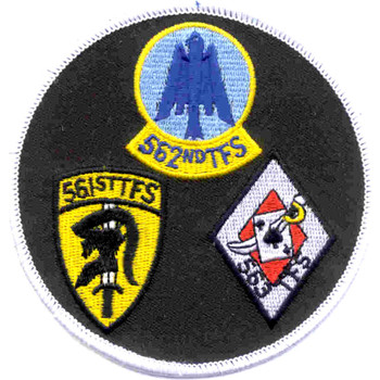 23rd Tactical Fighter Wing Gaggle Patch