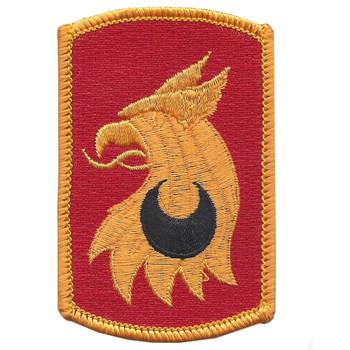 209th Field Artillery Brigade Patch