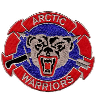 207th Airborne Infantry Group Patch-A Version