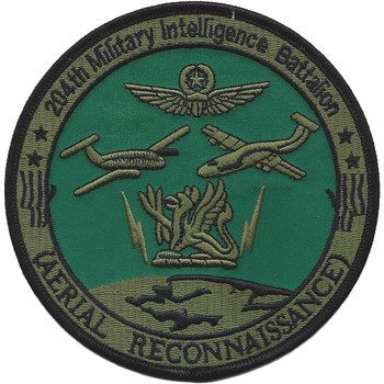 204th Military Intelligence Battalion Patch