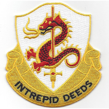 204th Infantry Regiment Patch