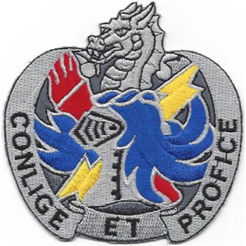 202nd Military Intelligence Battalion Patch