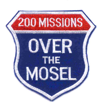 200 Missions Over The Mosul Patch