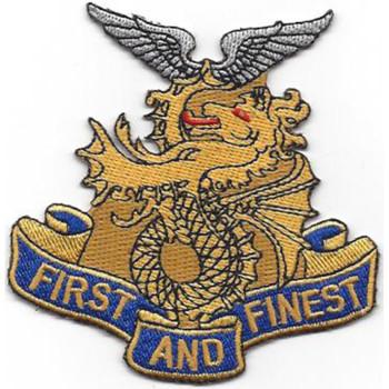 1st Transportation Battalion Patch