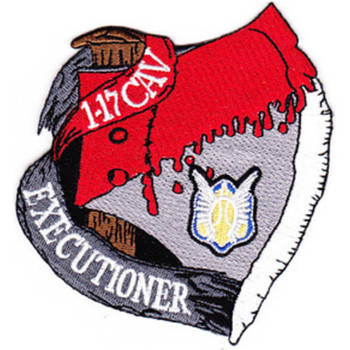 1st Squadron 17th Air Cavalry Aviation Attack Regiment-EXECUTIONER