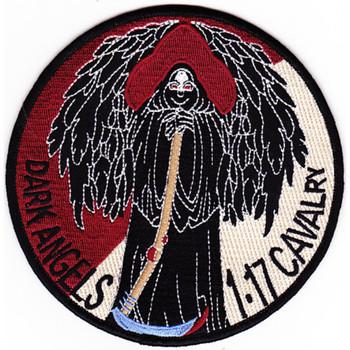 1st Squadron 17th Air Cavalry Aviation Attack Regiment-DARK ANGELS
